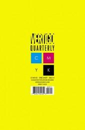 Vertigo Quarterly CMYK (2014) -3- Yellow