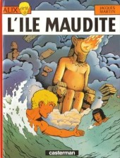 Alix -3d1990- L'île maudite