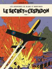 Blake et Mortimer -1d14- Le Secret de l'Espadon - Tome 1