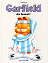 Garfield -48a2009- Au travail !