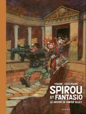 Spirou et Fantasio -54TT- Le groom de sniper alley