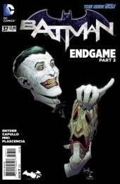 Batman (2011) -37- Endgame, part three