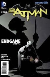 Batman (2011) -38- Endgame, part four