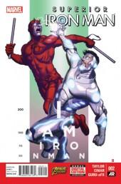 Superior Iron Man (2015) -2- Daredevil vs. Iron Man