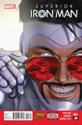 Superior Iron Man (2015) -3- Man of vision