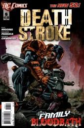 Deathstroke (2011) -6- Achilles Heel