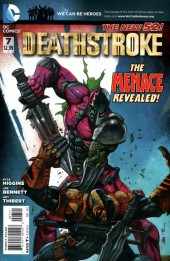 Deathstroke (2011) -7- Deadly Reunions