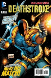 Deathstroke (2011) -9- Breaking Out !