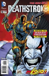 Deathstroke (2011) -10- Return to Starpoint