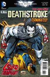 Deathstroke (2011) -11- Showdown at Starpoint
