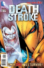 Deathstroke (2011) -12- The Omega Agenda