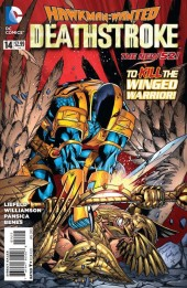 Deathstroke (2011) -14- Hawkman: Wanted, Part 3