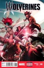 Wolverines (2015) -8- Issue 8