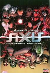 Avengers & X-Men: Axis (2014) -INTHC- Avengers & X-Men: Axis