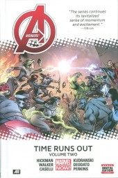 Avengers: Time Runs Out (2015) -INT02- Volume Two