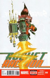 Rocket Raccoon (2014) -8- The Cold Part 2