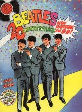 Beatles (Arédit - Artima Color Marvel Géant) -INT- Beatles 20e anniversaire