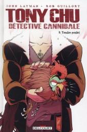 Tony Chu - Détective cannibale -9- Tendre poulet