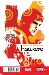 Hawkeye (2012) -21- Rio Bravo