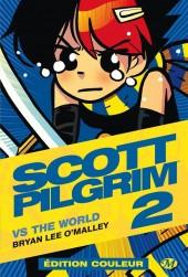 Scott Pilgrim (Édition couleur) -2- Vs The World