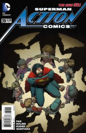 Action Comics (2011) -39- Under the skin