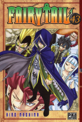 Fairy Tail -43- Tome 43