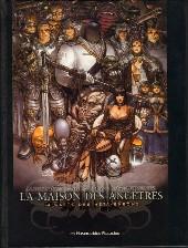 La caste des Méta-Barons -HS1- La Maison des Ancêtres