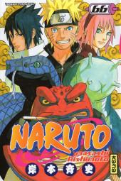 Naruto -66- Protection mutuelle