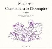 Chaminou -1TL- Chaminou et le Khrompire