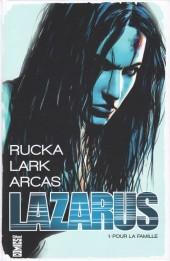 Lazarus -1- Pour la famille
