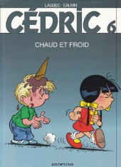 Cédric -6b2003/02- Chaud et froid