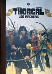 Thorgal -9TL- Les archers
