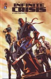 Infinite Crisis (Urban Comics) -2- Unis pour le pire