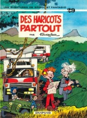 Spirou et Fantasio -29a84- Des haricots partout