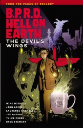 B.P.R.D. Hell on Earth (2010) -INT10- The Devil's Wings
