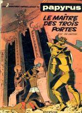 Papyrus -2a1987- Le maître des trois portes