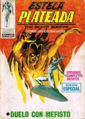 Estela Plateada (The Silver Surfer) -3- Duelo con Mefisto