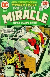 Mister Miracle (DC comics - 1971) -17- Murder lodge!