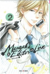 Mangaka & Editor in Love -2- Tome 2