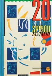 Spirou et Fantasio -2- (Divers) -Lion3- 20 couvertures pour Spirou et Fantasio