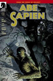 Abe Sapien (2008) -16- The Shape of Things to Come (Part 1 of 2)