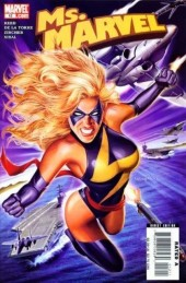 Ms. Marvel (2006) -12- Something dark is coming