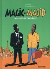 Magic-Majid - La sardine du cannibale
