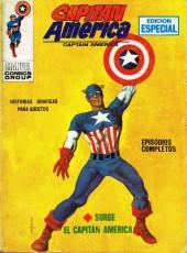 Capitán América (Vol. 1) -1- Surge el Capitán América
