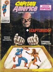 Capitán América (Vol. 1) -2- ¡ Capturado !