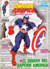 Capitán América (Vol. 1) -3- El origen del Capitán América