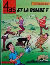 Les 4 as -13a85- Les 4 as et la bombe F