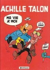 Achille Talon -21b95- ma vie a moi