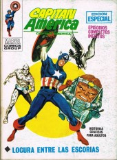 Capitán América (Vol. 1) -15- Locura entre las escorias