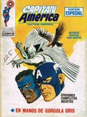 Capitán América (Vol. 1) -20- En manos de Gorgola gris